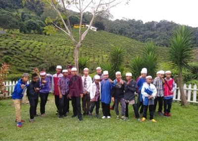 madrasah-irsyadul-quran-cameron-highland-bharat-tea-valley-26