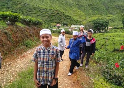 madrasah-irsyadul-quran-cameron-highland-bharat-tea-valley-30