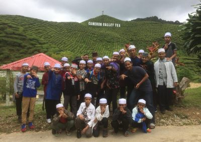 madrasah-irsyadul-quran-cameron-highland-bharat-tea-valley-32
