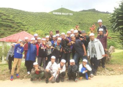 madrasah-irsyadul-quran-cameron-highland-bharat-tea-valley-33