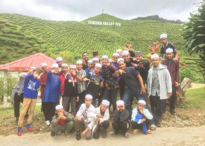 madrasah-irsyadul-quran-cameron-highland-bharat-tea-valley-34