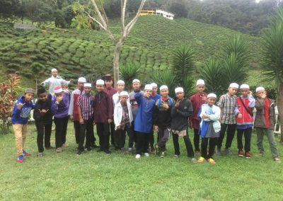 madrasah-irsyadul-quran-cameron-highland-bharat-tea-valley-36