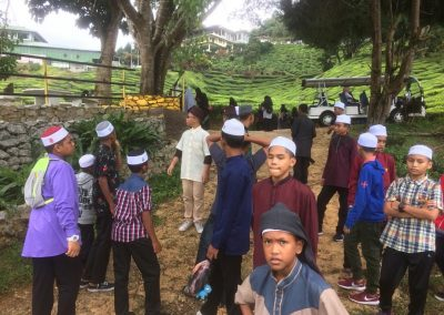 madrasah-irsyadul-quran-cameron-highland-bharat-tea-valley-38
