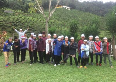 madrasah-irsyadul-quran-cameron-highland-bharat-tea-valley-41